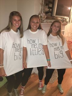 Big Little Reveal Theme How I Met your mother