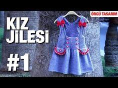 Örgüden Kadife Elbise Nasıl Örülür? Detaylı Anlatım  9. Model (1/6) - YouTube