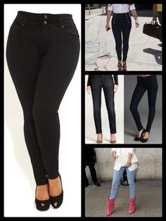 More skinny jeans styles see here: http://everydaytalks.com/skinny-jeans/