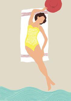 holidays... Helene druvert for L'illustre Boutique