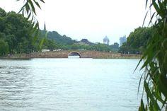West lake, beautiful lake Hangzhou, West Lake, Heaven, China, Beach, Water, Outdoor, Beautiful, Water Water