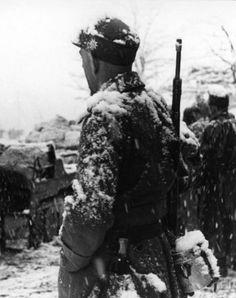 Gebirgsjäger im Kaukasus, Winter 1942/43