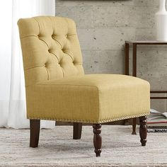Two of this for the dining table. Madison Park Serena Accent Chair