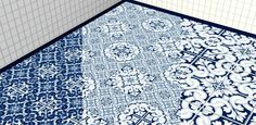 Mod The Sims - Woodworms pattern, typical Spanish tiles and glass ...