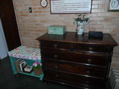 Utilização de caixas de madeira