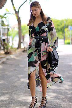 Vestidos largos. #maxidress #fairyseason #coach #fashion #moda #streetstyle #inspiration  #bohemian #formal #romantic