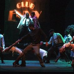 Imitation of Life Broadway Play.  Choreographed by Winkk