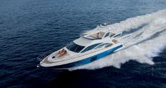AZIMUT 60 Model is now for sale with Portofino Yachting. Azimut Yachts, Charter Boat, Power Boats, Yacht Club, Luxury Yachts, High Level, Monte Carlo, Cabo, Cobalt