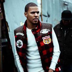 sexiest man alive.. J.Cole <3