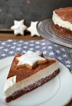 Für den Monat Dezember wollte ich mal so richtig was Auftischen und hab Glutenfrei auf die K.. äh Kekse gehauen ;) Diese Torte ist ein echtes Träumchen, nein stimmt nicht – sie ist ein ausgew…