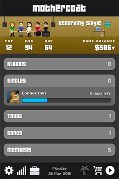 Band Boss : Manage a Band on your iPhone