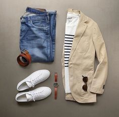 I'd probably do this one without the jacket though. Beige isn't my colour lol