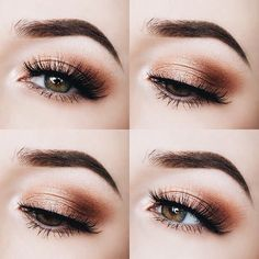 21 Best Eyeshadow Basics Everyone Should Know - Makeup İdeas . - 21 Best Eyeshadow Basics Everyone should know – Makeup İdeas 21 Best Eyeshadow B - Eyeshadow Basics, Best Eyeshadow, Makeup Eyeshadow, Makeup Brushes, Drugstore Makeup, Revolution Eyeshadow, Copper Eyeshadow, Eyeshadow Palette, Sephora Makeup