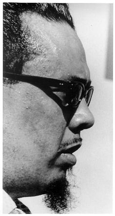 Charles Mingus (1922-1979) - highly influential American jazz double bassist, composer and bandleader.
