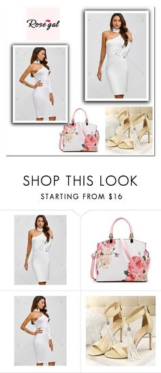 """""""Rosegal 12/60"""" by umay-cdxc ❤ liked on Polyvore"""