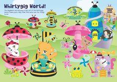 Whirlygig world