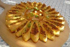 Sonnen-Pizza mit Hackfleisch (Rezept mit Bild) von TeQuillasAngel | Chefkoch.de