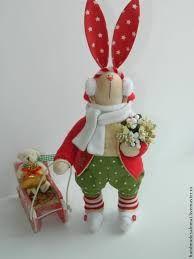 Картинки по запросу зайцы тильда