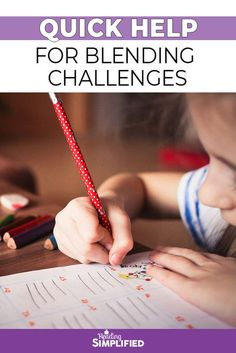 """Do you have a student who finds it difficult to decode an unfamiliar word? The """"Blend As You Read"""" decoding strategy will help to speed up your child's reading achievement and help your student overcome blending challenges! #readingsimplified #readingdifficulties #elementaryteacher #teachtoread #readingstrategies #readingchallenges #blendingwords #decodingstrategy #readingcoach #readingtipsandtricks"""