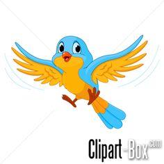 CLIPART BIRD CARTOON