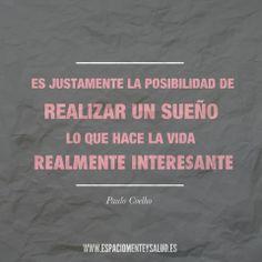 Sueña... Paulo Coelho
