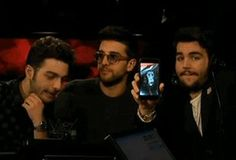 Twtter-Il volo gifts