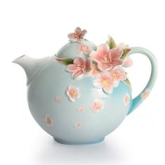 Цветы из полимерной глины Волковой Елены.: Цветочный декор. Посуда.
