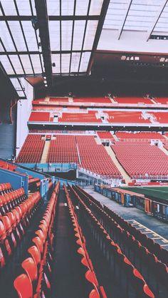 football is my aesthetic - Olahraga - Sport Salah Liverpool, Fc Liverpool, Liverpool Football Club, Football Stadiums, Football Field, Football Football, Benfica Wallpaper, Arsenal, Liverpool Fc Wallpaper