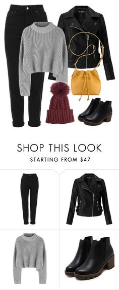 """""""Winter outfits // Black Pink - Jennie"""" by berrie95 on Polyvore featuring Topshop, Miss Selfridge, Anne Klein, winteroutfits, BlackPink, jennie and kpopoutfits"""