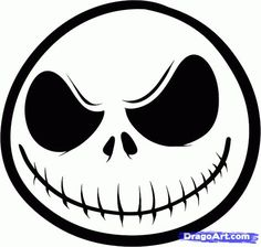 How to Draw Jack Skellington Easy, Step by Step, Characters, Pop ...