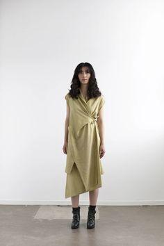 Maynard Dress - Zero Waste Design - Digital Sewing Pattern – Elbe Textiles