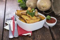 Potato Wedges knusprig und unwiderstehlich. Oder was meinst du?