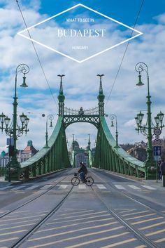 What to see in Budapest: A photographic love affair - It was a lovely day of Spring when I first created my plan on what to see in Budapest. The weather was warm, the air smelled sweet, and the trees were already blooming. I've long read stories of Romanian intellectuals who took the road for better...