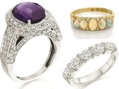 What does your engagement ring say about you? | Ireland's Wedding Journal