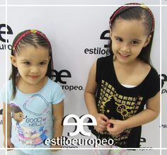¡Las princesas consintiéndose en Estilo Europeo!  Visítanos calle 10 # 58-07 B/ Santa Anita #CaliCo Citas: 3104444 ¡Dale a tu Viernes Estilo Europeo! #Cali #Colombia #Princess #PrincesitasDePapás #Kids #Niñas