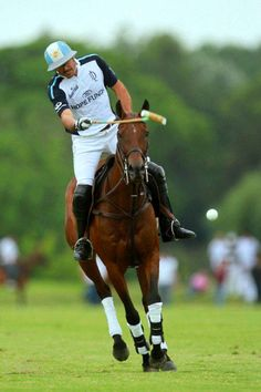 Adolfo Cambiaso who is struggling for the first place as the best polo player in the world with Facundo Pieres.