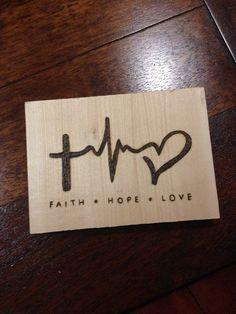 Faith.hope.love#houtbranden