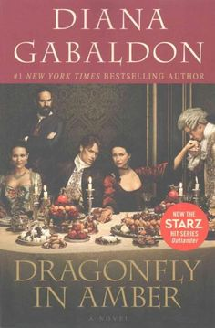 NOW THE STARZ ORIGINAL SERIES OUTLANDER With her now-classic novel Outlander…