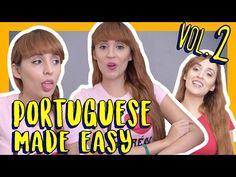 Learn Portuguese Vocabulary   Portuguese Made Easy Vol. 2 - YouTube