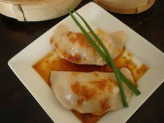 The InTolerant Chef ™: Gluten Free Chinese Dumplings using Taro & Glutinous Rice Flour