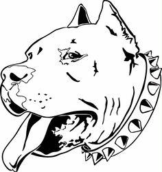 Pit Bull dog pitbull car bumper sticker decal 5 x 5 Dog Pitbull, Pit Bull Terrier, Perros Pit Bull, Pitbull Drawing, American Bully, Arte Cholo, Vynil, Dog Silhouette, Dog Signs