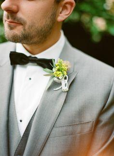 black bow tie // photo by Cinzia Bruschini