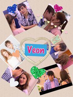 Veon! Violetta and Leon!