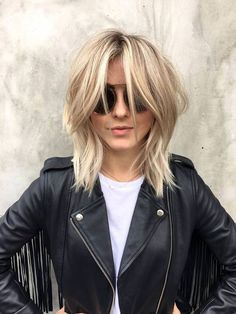 Why Julianne Hough's Modern Shag Is the Perfect Transitional Hairstyle
