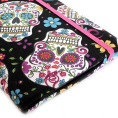 Nice fabric print Kindle 3 Cover  kindle keyboard cover  Folklorico by beesocks, $24.00