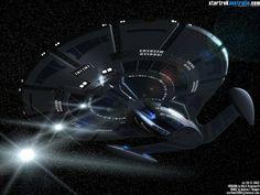 Star Trek USS Guardian