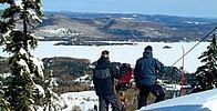 Lanaudière Plein Air, Snow, Mountains, Nature, Travel, Outdoor, Tourism, Outdoors, Naturaleza