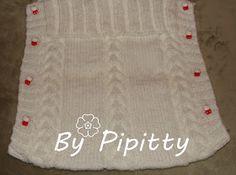 by Pipitty: CASULO PARA BEBÊ Knitwear Fashion, Baby Knitting, Crochet, Cute, Baby Sleeping Bags, Crochet Baby Shoes, Knit Baby Sweaters, Crochet Baby Cocoon, Baby Cocoon