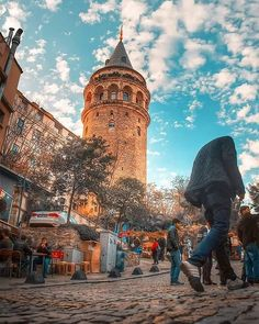 Galata Kulesi, İstanbul/ Turkey