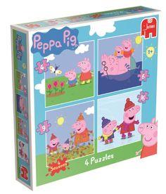 Peppa Pig 4 Jigsaw Puzzles in a Box Peppa http://www.amazon.com/dp/B0039NKJEW/ref=cm_sw_r_pi_dp_oIqeub008688B